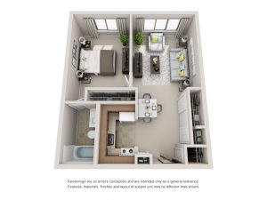 Ivy Terrace Unit